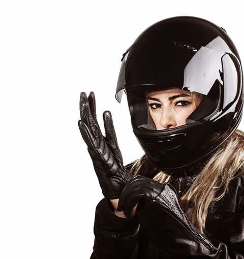 motorcycle helmets for women made easy