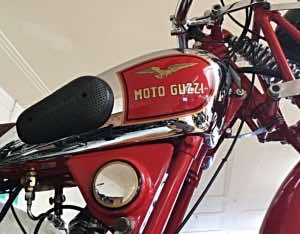 red hot vintage motorcycles
