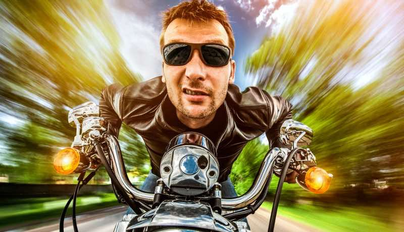 motorcycle rides are part of a professional development plan