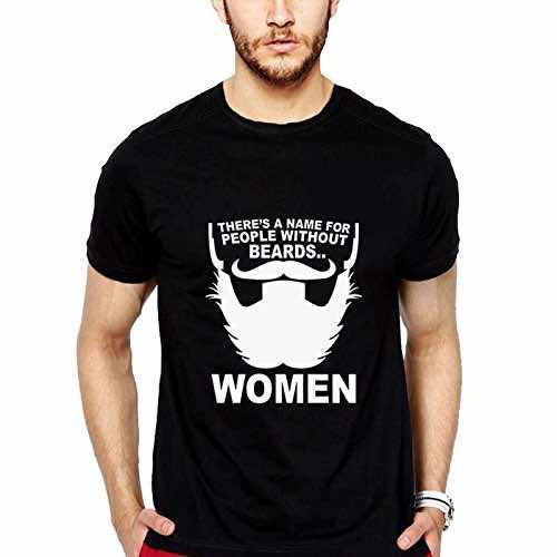 full beard t-shirt