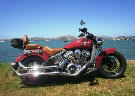 Indian-Scout-Bassani-motorbike-exhaust