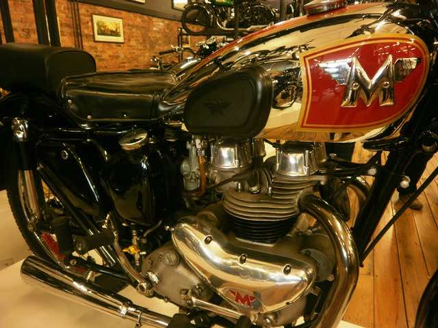 matchless bike