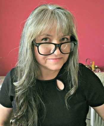 Liz Hardy motorcycle writer