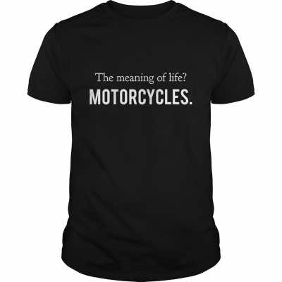 motorcycle t-shirts don't have to be ugly