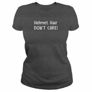 motorcycle tshirts helmet hair