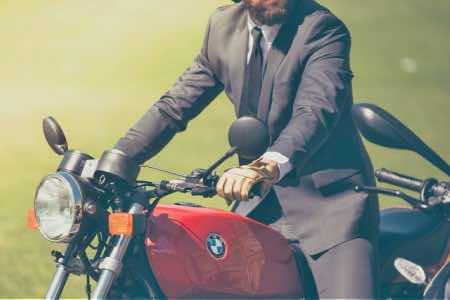 biker dating the hard way