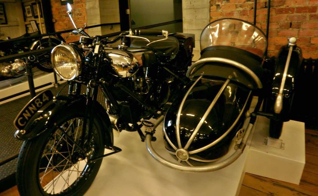 Brough is the prettiest vintage motorcycle