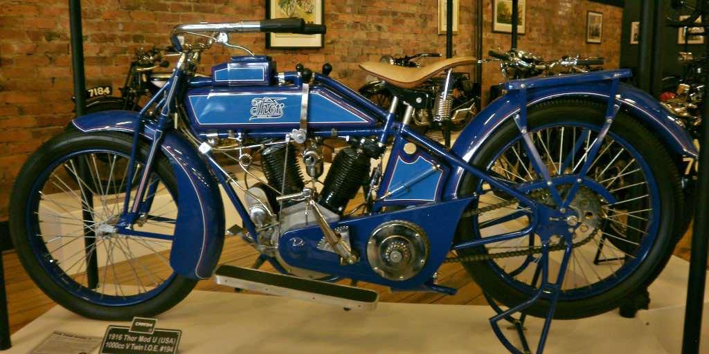 Thor vintage motorcycle
