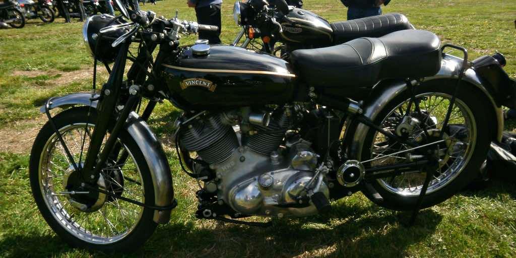 motorcycle shows should feature Vincents