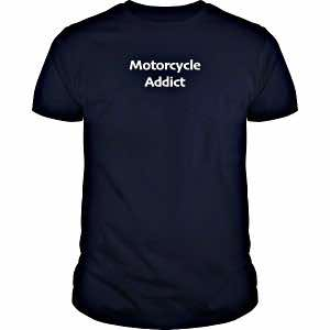 motorcycle t-shirts addict