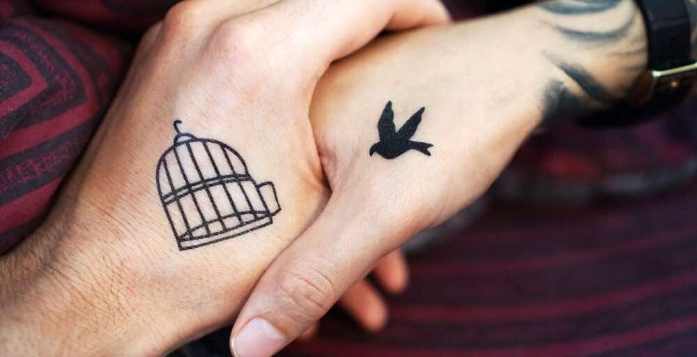 tattoos for women couples