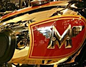 Motorcycle Tanks little