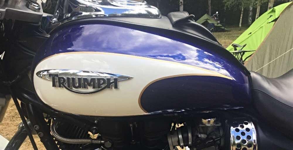 motorcycle gas tanks