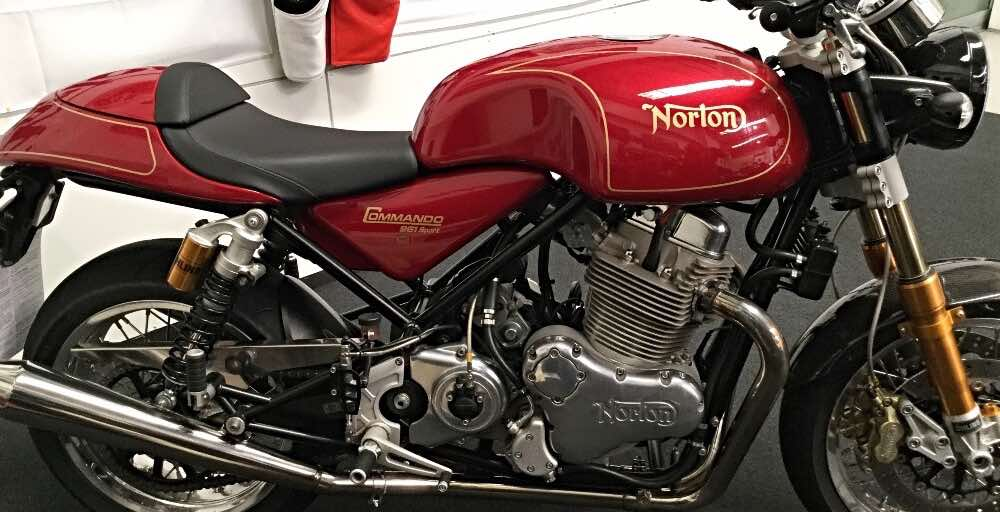motorcycle gas tanks but a norton