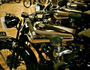 old motorbikes little