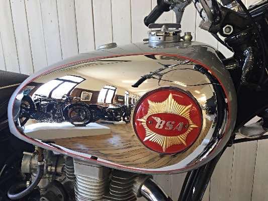 vintage bikes on this motorcycle blog