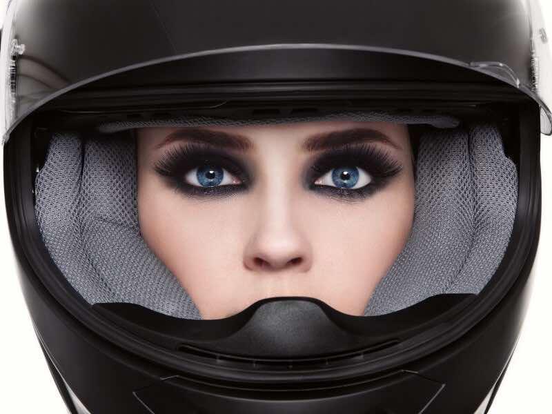 heavy motorcycle makeup
