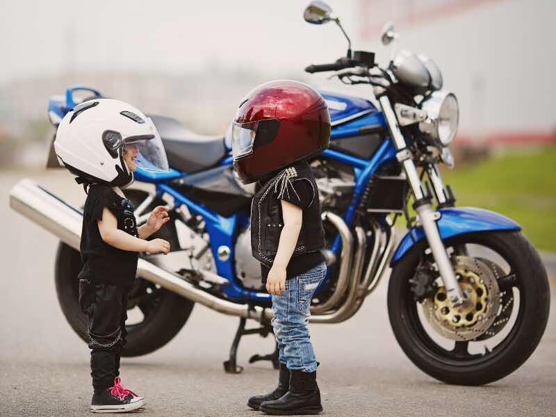 motorcycle pillion seats should fit adults