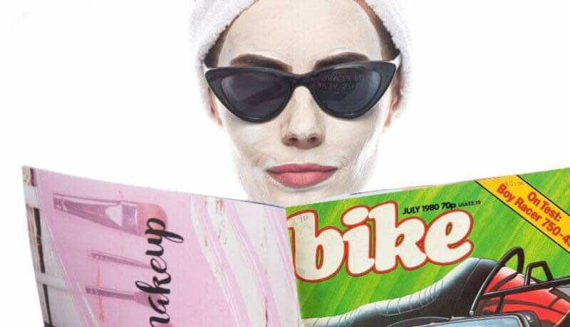 skin care for motorcycle riders